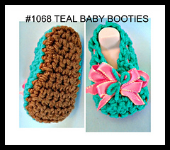 1068_-teal_baby_booties