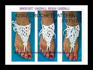 2002-_barefoot_sandals_-_beach_wedding_-_hectanooga_patterns__emi_harrington_designs