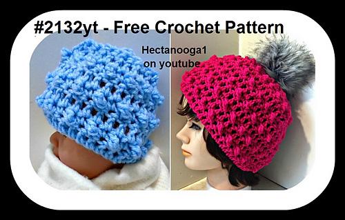 Ravelry 2132yt Mini Bobble Hat Pattern By Emi Harrington