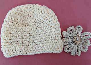 Ravelry  2175 - Moss Stitch Chemo hat pattern by Emi Harrington 421b8d323e7