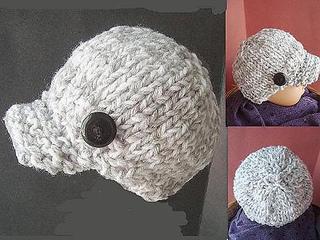 Ravelry  401 KNITTED NEWSBOY HAT pattern by Emi Harrington dc92b8c51ec