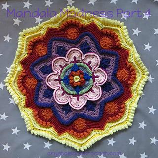 Ravelry Mandala Madness Pattern By Helen Shrimpton