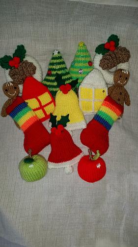 Christmas Stocking Patterns Knit