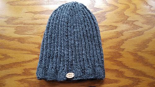 Ravelry: Hipster Hat pattern by Hitt's Knits