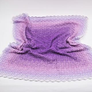 Ravelry Deluxe Baby Blanket Pattern By Hobbii Design