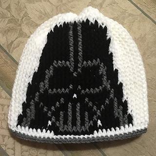 e7714f25 Darth Vader Hat pattern by Brenda Smith