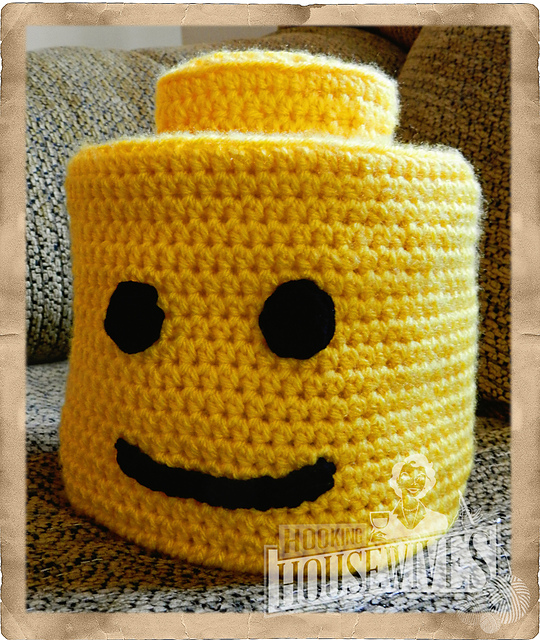 e48e2707fa76e Ravelry: Block Man Hat pattern by Hooking Housewives