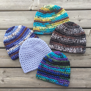 Ravelry: Charisma Fitted Beanie pattern by In Stitches