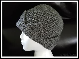 Ravelry  Easy Jughead Hat pattern by Patricia Hamel 889ac2f28df