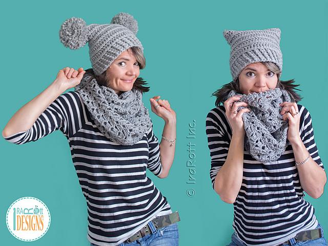 Ravelry: Yarn Amy Square Hat pattern by Ira Rott