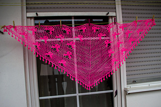 Ravelry Tagpfauenauge Peacock Butterfly Pattern By Jennifer
