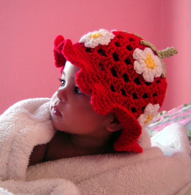 Ravelry: Strawberry Hat pattern by JTcreations