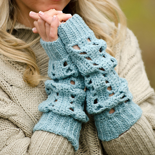 Ravelry Slouchy Arm Warmers Pattern By Jackie Moon