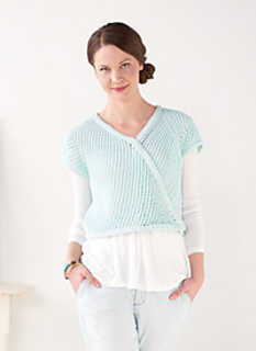 Create With Knitting A Sweater Stretched Mesh