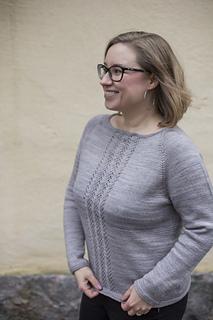 Ravelry Sweater Weather Pattern By Janina Kallio