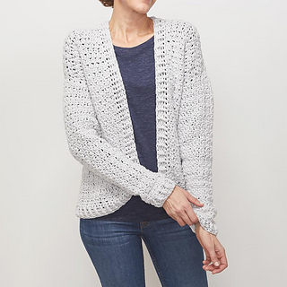 Ravelry Easy Wear Cardigan Pattern By Jamey From Dabbles Babbles