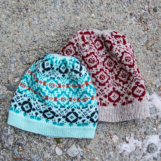 2fb8df98757 Ravelry  Mint Pop Toque pattern by Jenise Hope