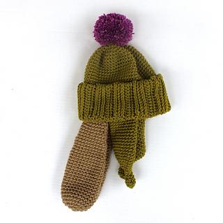Ravelry  Benjamin Bunny Hat pattern by Jenna Wingate c52aad87aa5