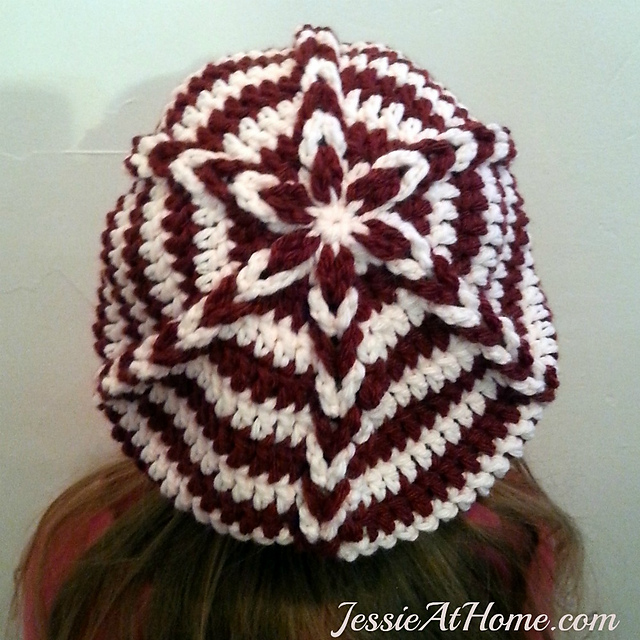 Ravelry Delia Slouch Hat Pattern By Jessie Rayot