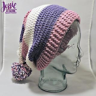 Ravelry  Stripey Stocking Hat pattern by Jessie Rayot d0c00710d89