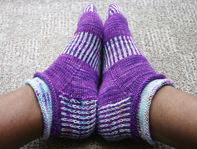Jelly Roll socks