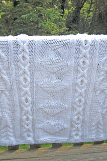 Ravelry Wedding Afghan Pattern By Jo Mccracken