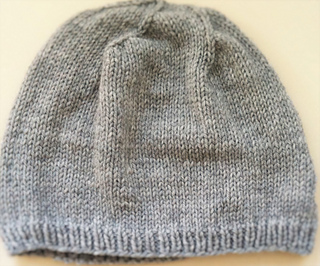 Ravelry  Easy Knit Hat pattern by Joan Laws 14265a9dccc