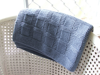 Ravelry Free Knitting Patterns For Baby Blankets : Ravelry: Sunny Baby Blanket pattern by Lucie Sinkler