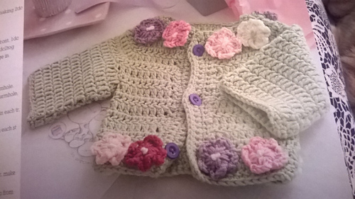 Ravelry Cute And Easy Crocheted Baby Clothes Patterns