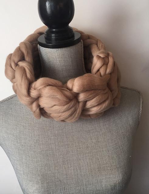 Free Crochet Pattern - Venus Shell Cowl