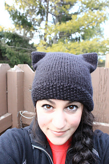 Ravelry  KitKat Hat pattern by Andre Sue 3258dc4f70a