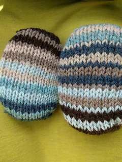 Ravelry: Felted Soap Saver Knit pattern by Heather E Boyd