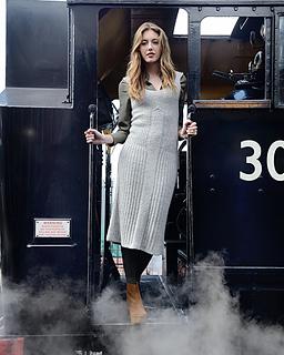 305ddc2e4c4 Lily Dress pattern by Kari-Helene Rane