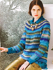 #10 Lace Yoke Pullover PDF