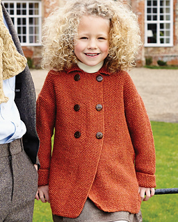 1a92ab71c Ravelry: Double Breasted Coat pattern by Debbie Bliss