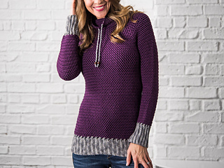 e3a60ffa3403b Ravelry  My Favorite Pullover pattern by Katy Petersen