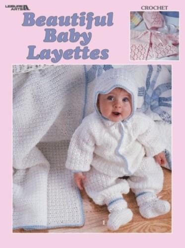 Ravelry Leisure Arts 3136 Beautiful Baby Layettes Patterns