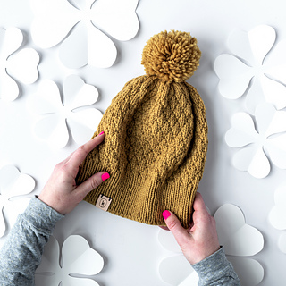 Ravelry: March Hat pattern by Meghan Babin