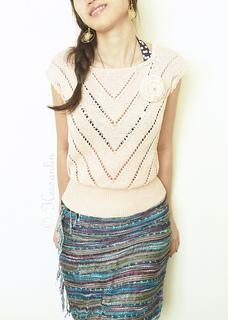 夏 – Xia (Summer) pattern by Kessa Tay Anlin
