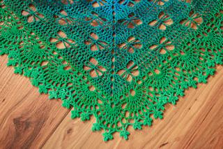 Ravelry Butterfly Stitch Prayer Shawl Pattern By Njsharon