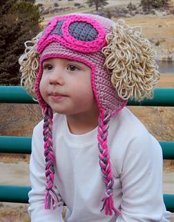 2bec97013e4 Ravelry  Paw Patrol Skye Hat pattern by Kismet Crochet