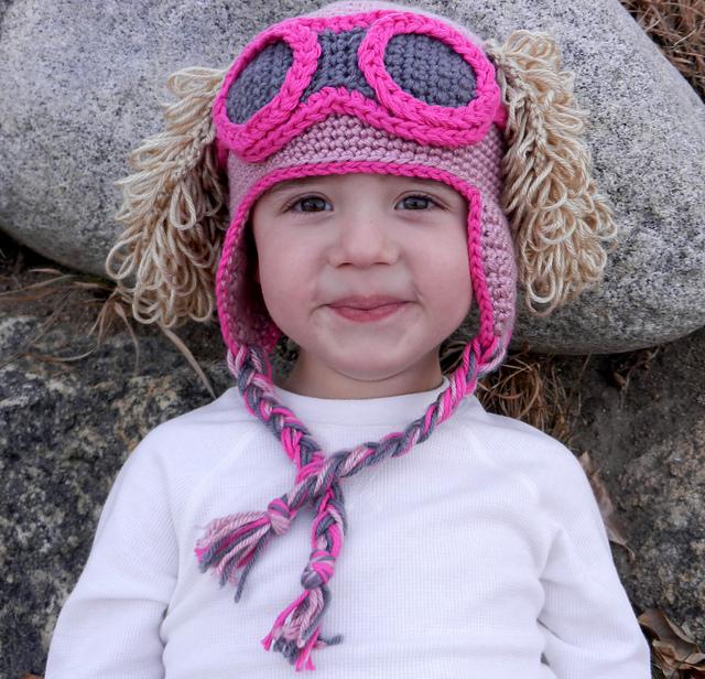 ead2c3ef71a patterns   Kismet Crochet at Etsy and 1 more...   Paw Patrol Skye Hat