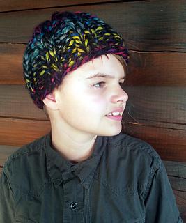 5a29393760e061 Ravelry: Easy Skull Cap Beanie For Kids pattern by Danielle Holke