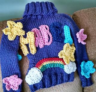 Ravelry: Gravity Falls Mabel Pines Sweater pattern by Knit