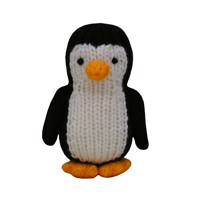 Ravelry Penguin Noahs Ark Pattern By Sarah Gasson