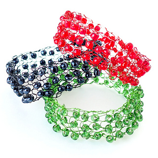 Knit-with-wire-bracelets_small2