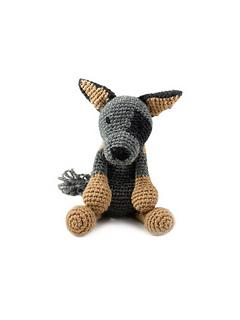 Cheryl the Australian Cattledog pattern by Kerry Lord - Ravelry