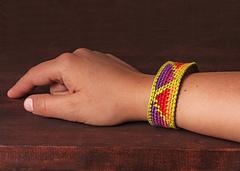 Tapestry_crochet_bracelet_finished_2_small