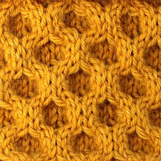 Ravelry Honeycomb Cable Stitch Pattern By Studio Knit