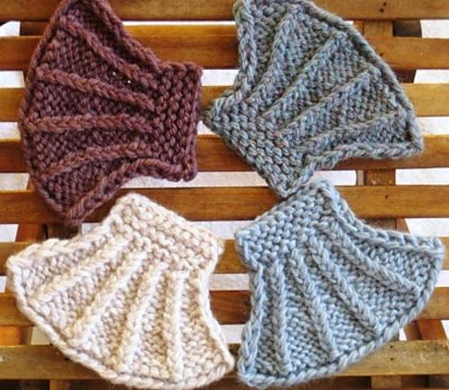 Ravelry Seashell Coasters Pattern By Ellen Kapusniak